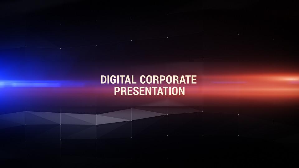 Presentacion digital corporativa
